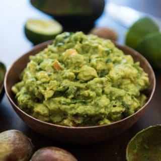 The BEST Guacamole Ever