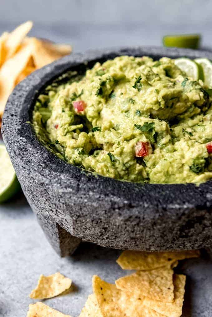 The Best Guacamole Recipe Ever House Of Nash Eats