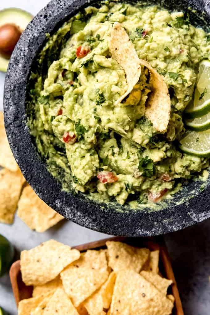 The BEST Guacamole Recipe Ever - House of Nash Eats