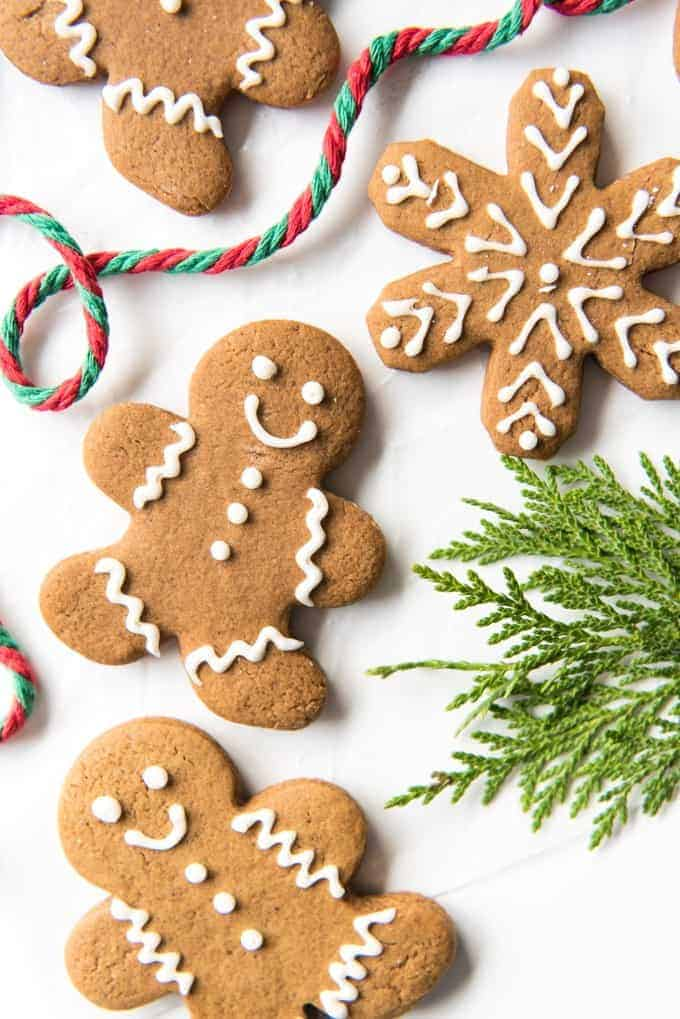 It's just a photo of Nerdy Ginger Bread Images