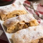 Apfelstrudel Recipe (German Apple Strudel)