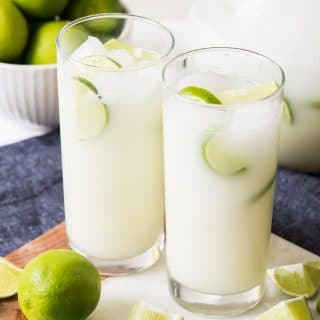 Brazilian Lemonade (Limeade)