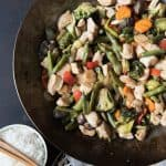 Easy Chicken & Vegetable Stir-Fry