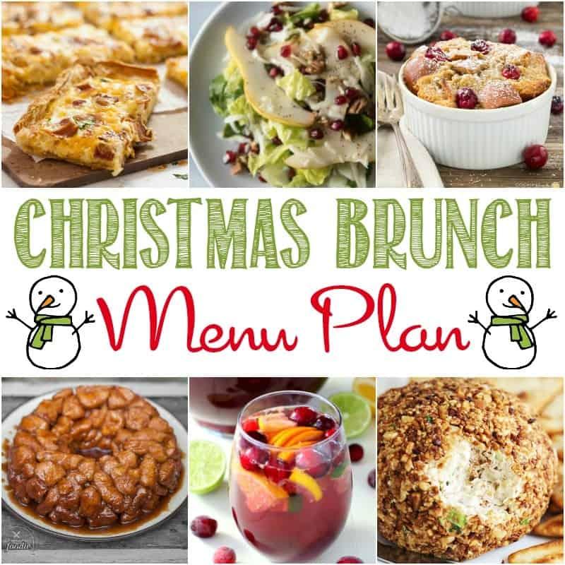 Christmas Brunch Menu.Christmas Brunch Menu Plan House Of Nash Eats
