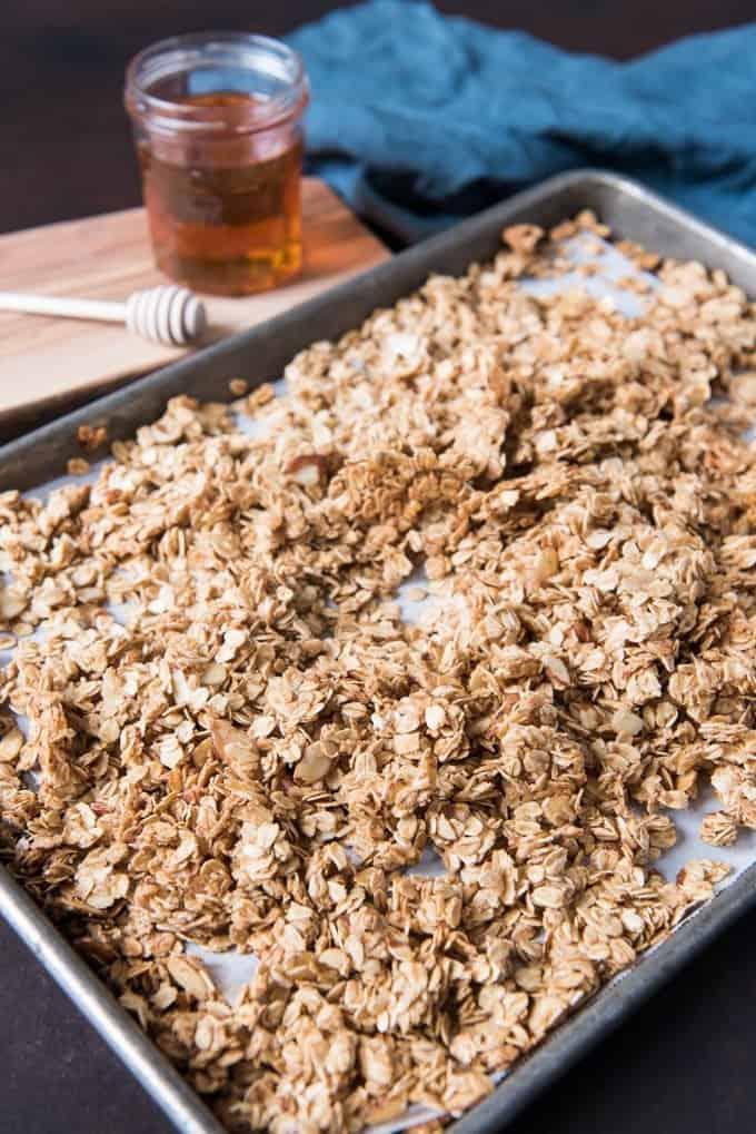 Easy Homemade Granola Recipe House Of Nash Eats