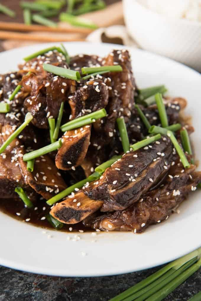 Slow Cooker Korean Beef Short Ribs Kalbi House Of Nash Eats