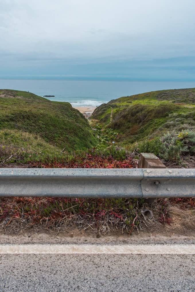 An image of Garrapata State Park in Monterey County, California.