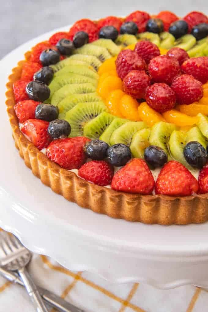 2a7aec2f97b French Fruit Tart - House of Nash Eats