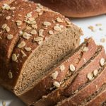 Sweet Molasses Brown Bread