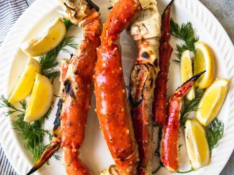 How to Cook Alaskan King Crab Legs