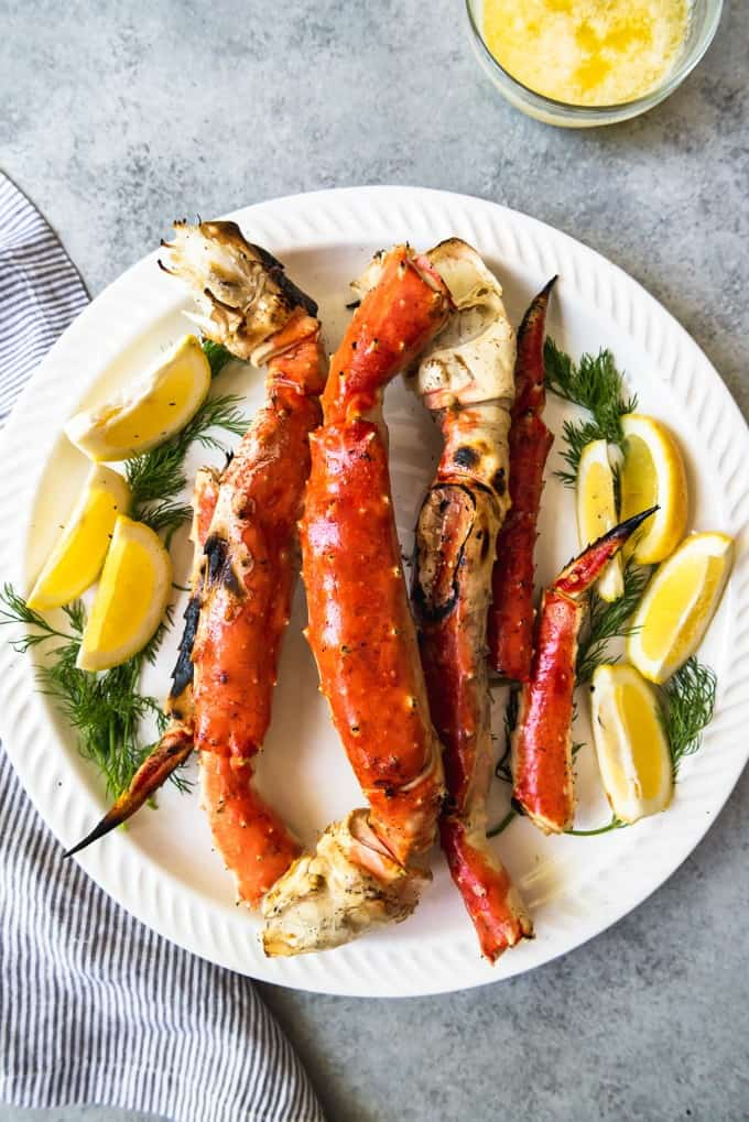 How to Cook Alaskan King Crab Legs