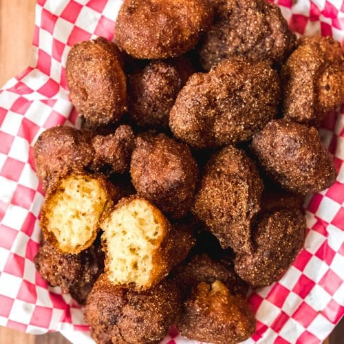 Southern Hush Puppies House Of Nash Eats