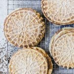 Authentic Italian Pizzelle Recipe