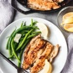 Easy Pan Fried Trout