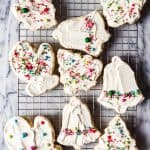 Oatmeal Rolled Sugar Cookies