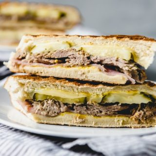 Cubanos [Cuban Sandwich Recipe]