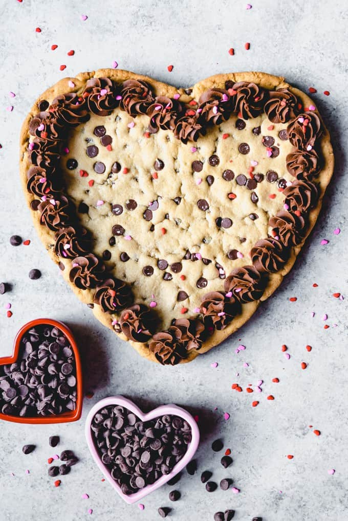 Celebrate any special occasion with a decorated Giant Cookie!  Perfect for birthdays, graduations, and holidays, a giant chocolate chip cookie is always sure to put a smile on that special somebody's face!