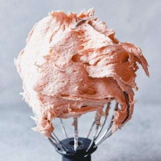 Guava Frosting