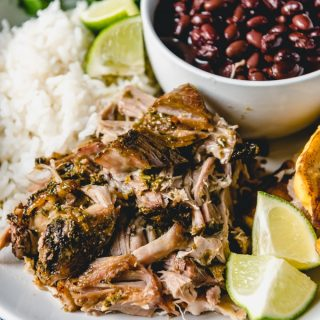 Slow Cooker Cuban Mojo Pork