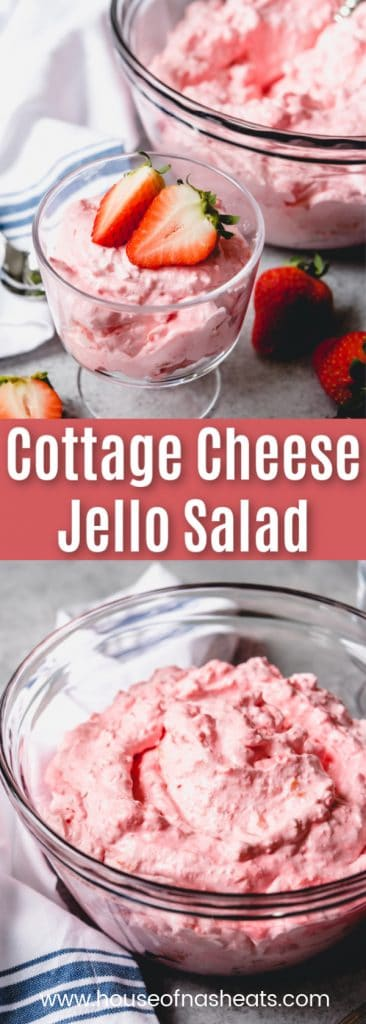 cottage cheese jello salad
