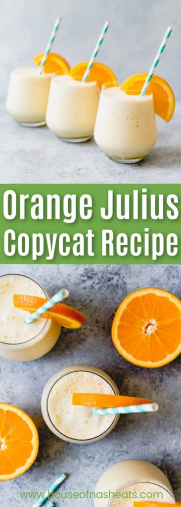 orange julius copycat recipe