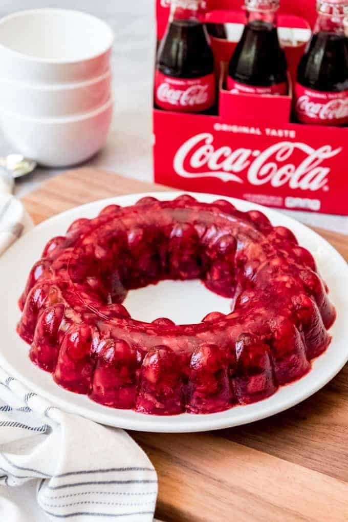 Coca-Cola Jello Salad