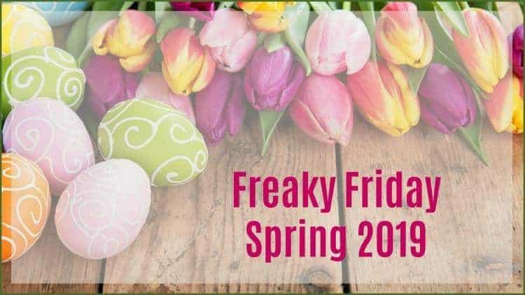 Freaky Friday Spring 2019