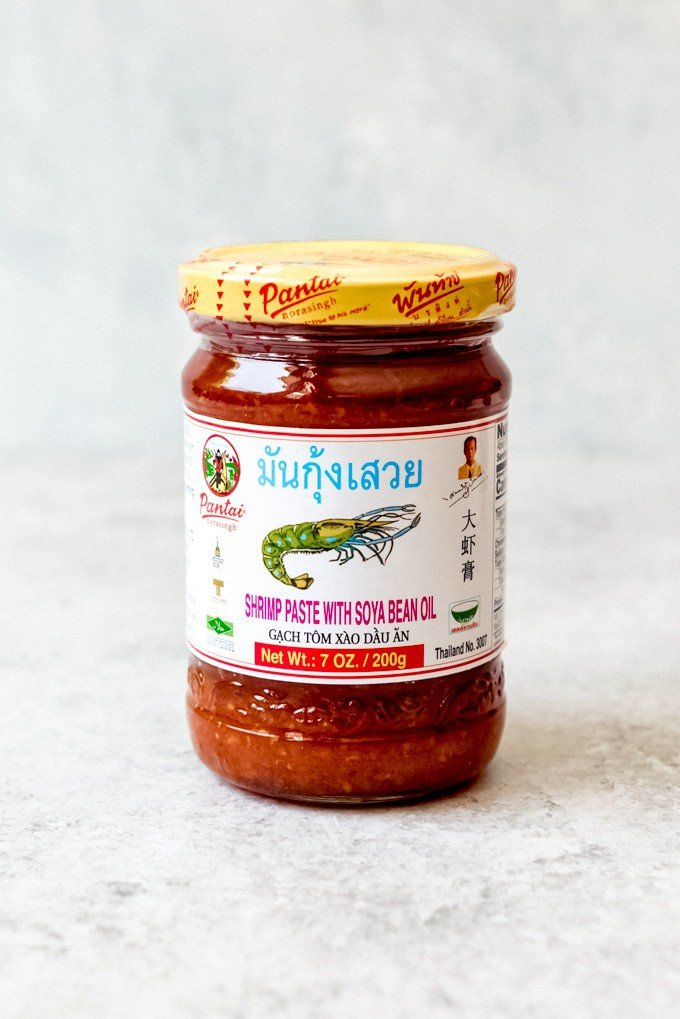 An image of shrimp paste.