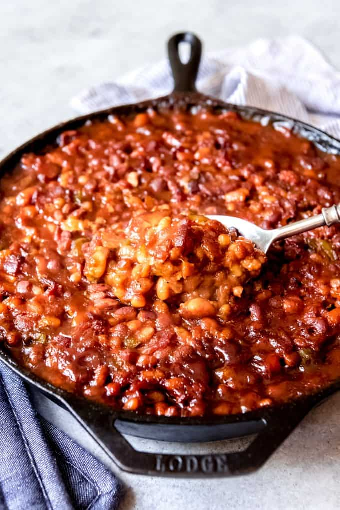 Best Baked Beans Recipe House Of Nash Eats