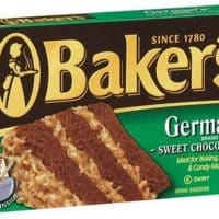 Baker's German's Chocolate