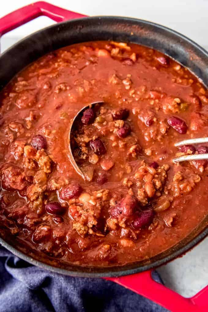My Best Classic Chili Recipe