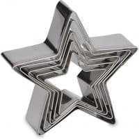 Star Cookie Cutter Set