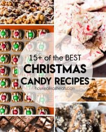 15+ of the best christmas candy recipes