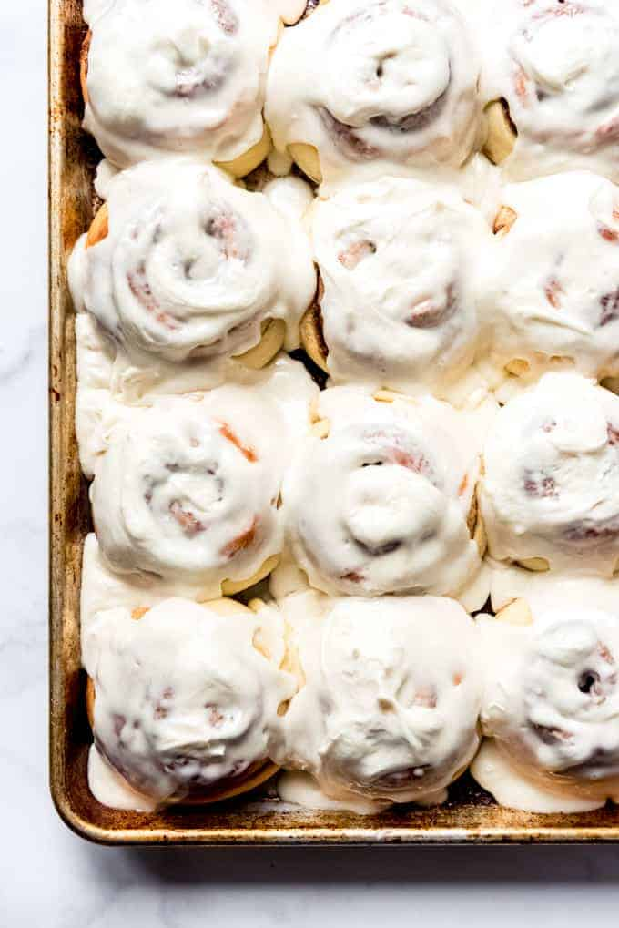 The BEST Homemade Cinnamon Rolls - House of Nash Eats