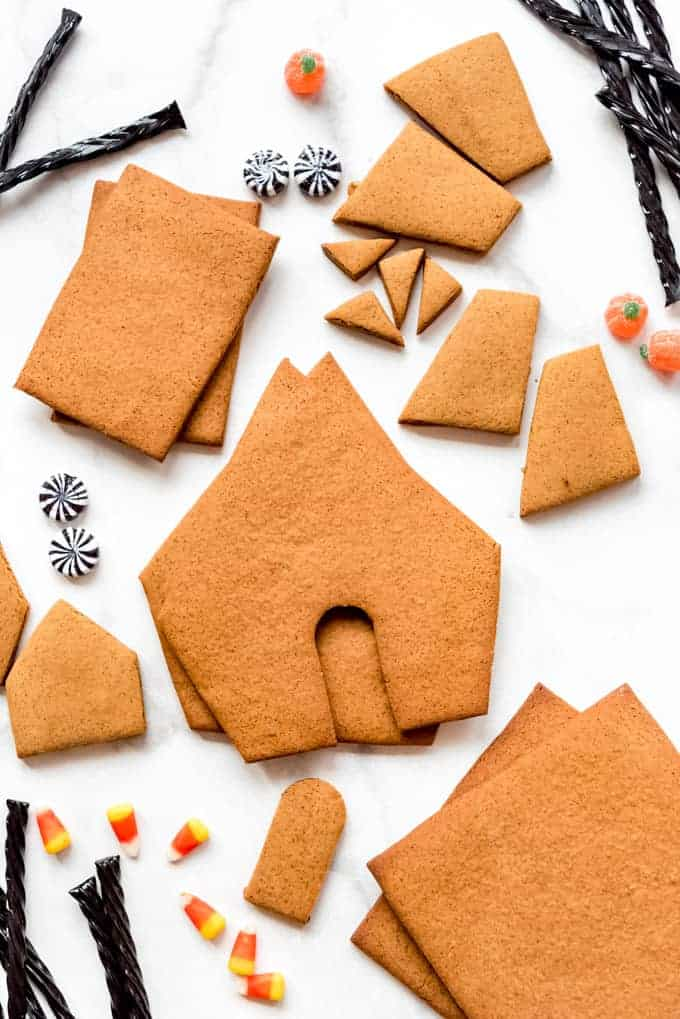 Construction Gingerbread