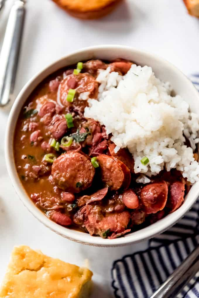 quick and easy creole food