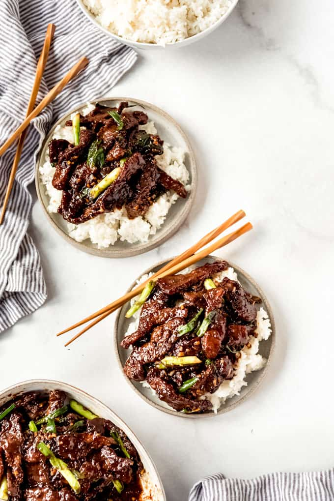 Easy Chinese beef recipe