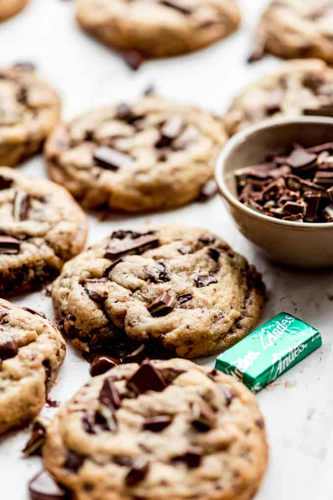 More Andes Mint cookies.